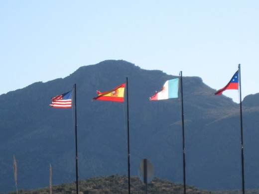 Like the rest of Arizona, Tubac has been ruled by Spain, Mexico, Confederate States of America and Now the United States