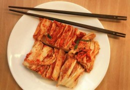 Kimchi is listed among the world's top five healthiest foods.