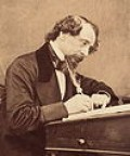 Charles Dickens. Picture in public domain in U.S, Found on Wikimedia.