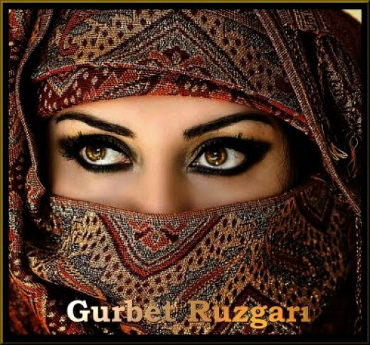 The women's pictures in this hub belong to Gurbet Ruzgarı. (Thank you very much Mr. Ruzgari!)