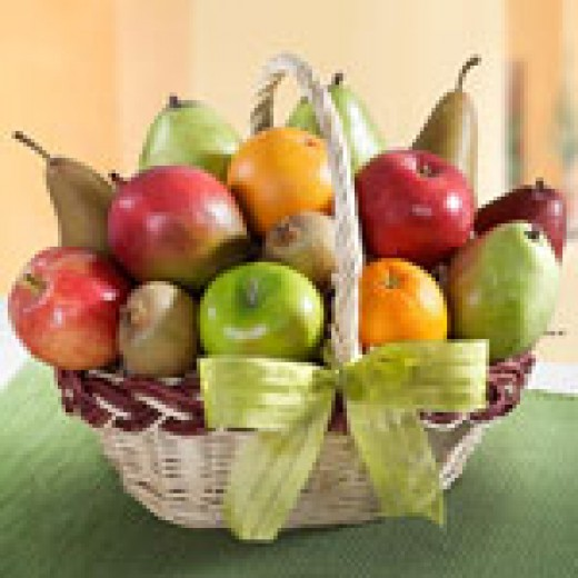 fruits gift basket pro-gift-baskets.com