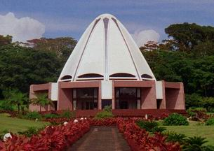 Located in Tiapapata, 8 km from Apia, Samoa. Designed by  Hossein Amanat.