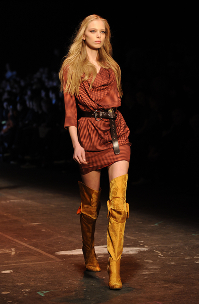 Thigh High Boots from Vivienne Westward Fall 2009