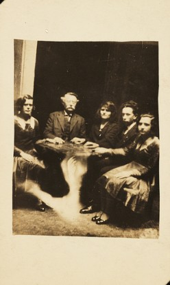 At My First Seance, I Saw the Faces of Death