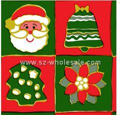 Christmas patterns for table cloth sz-wholesale.com