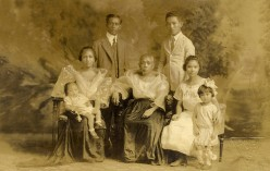 MARRIAGE, HOME AND FAMILY OF EARLY FILIPINOS