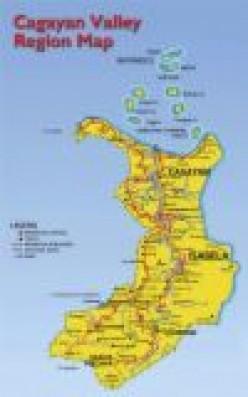Philippines: REGION II — CAGAYAN VALLEY