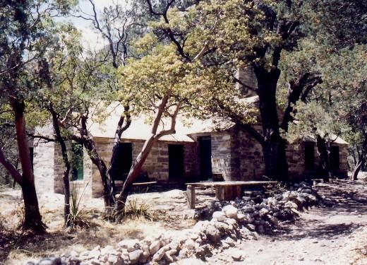 Wallace Pratt's Cabin