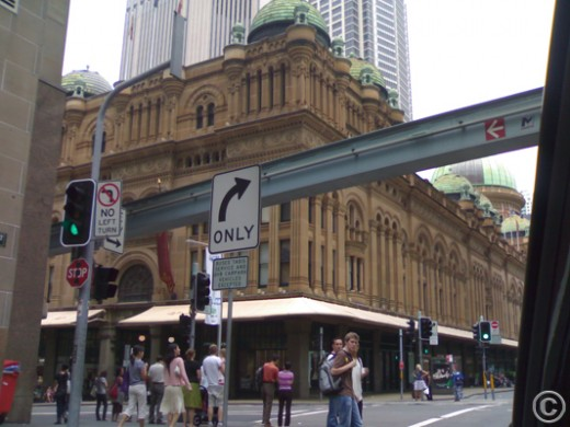 Down Town Sydney