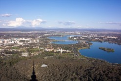 Canberra and Lake Burley Griffin