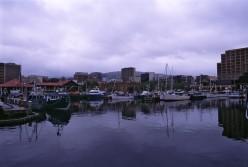 The docks in Hobart