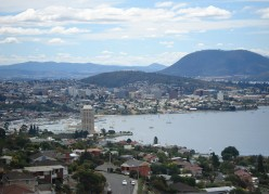 Hobart a wider view