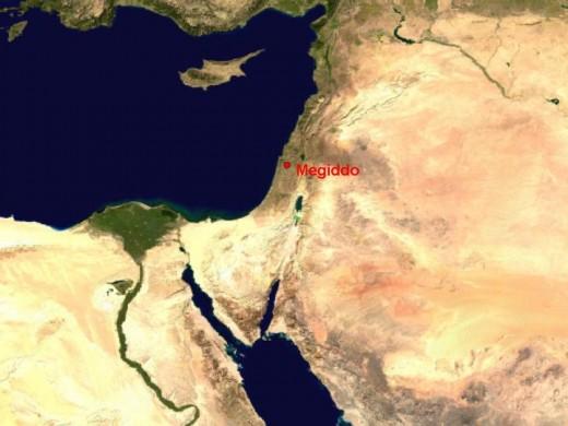 Megiddo is here...