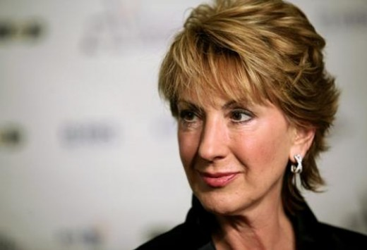 Carly Fiorina, candidate for U.S. Senate from California in GOP primary