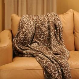 Designer Snuggie - Leopard