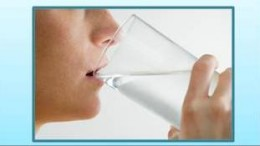 Cool Refreshing and Healthy Water