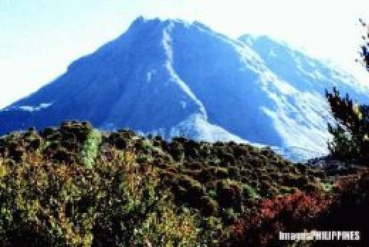 Mt. Apo, the King and Grandfather of Philippine Mountains