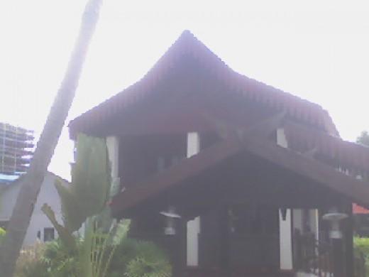 Former Prime Minister, Dr Mahathir's old residence