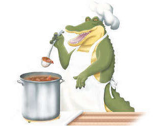 If you make the recipe for the World's Greatest Gumbo please post a comment below.