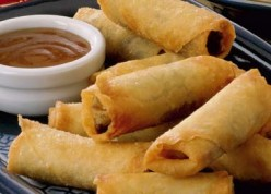 Healthy Spring Roll & Summer Roll Recipes - Low Fat
