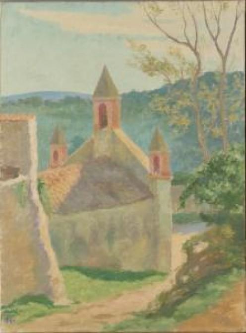 St Paul's Chapel 1923