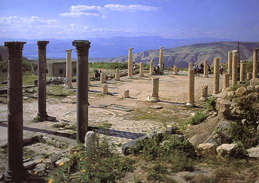 The Ruins of Gadara