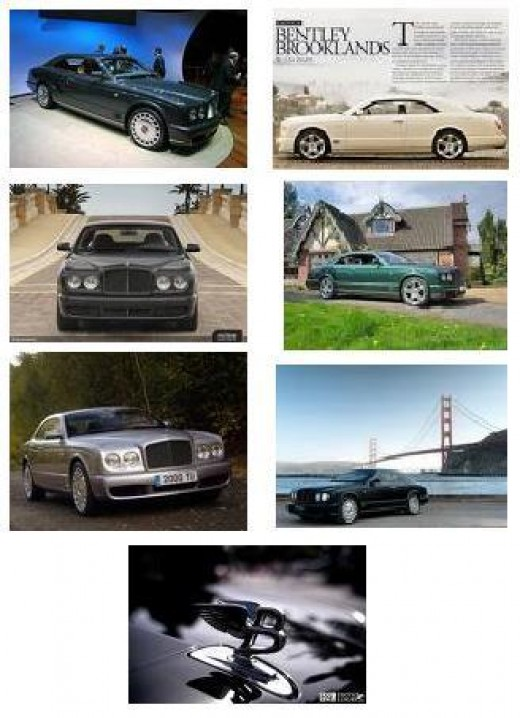 Bentley Brooklands Galleriy