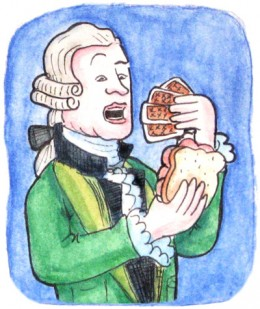 The Earl Of Sandwich was the real inventor of the sandwich. And I bet you he would just love the delicious veggie sandwiches on this page