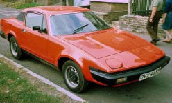 Triumph TR7, TR7 V8 and TR8 Sports Cars