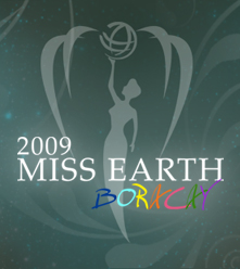 Official logo of Miss Earth 2009