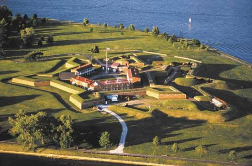 Fort McHenry  Birthplace of Star Spangled Banner - Baltimore           -  Photo courtesy of hopkinsmedical.org