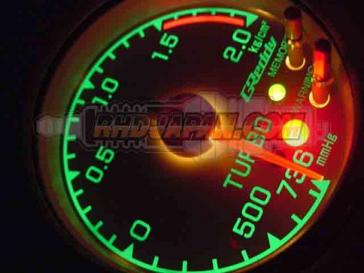 Trust/Greddy Boost Gauge