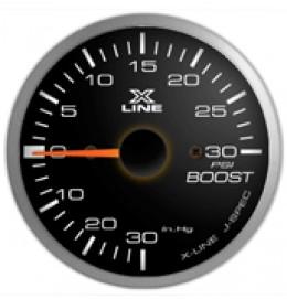 Stri X-Line Boost gauge