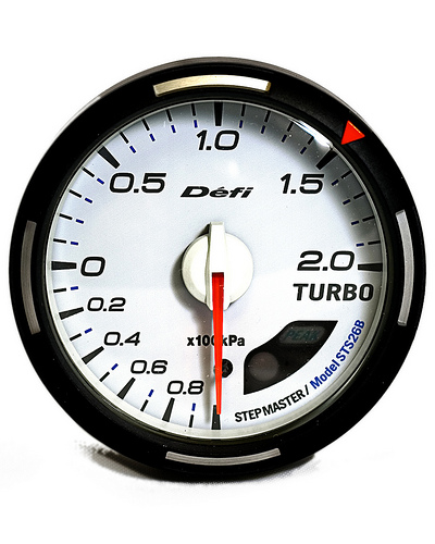 Defi Boost Gauge