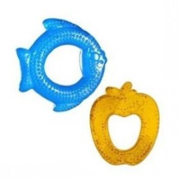 Traditional baby teething ring