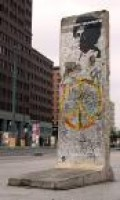Remnant of Berlin Wall