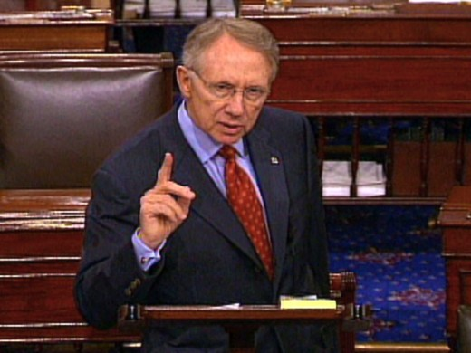 Senate Majority Leader Harry Reid Has The Discretion To Make Opponents Of Healthcare Reform Actually Filibuster The Bill