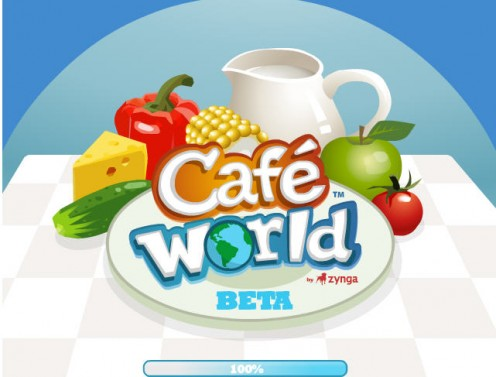 Make Your Cafe World