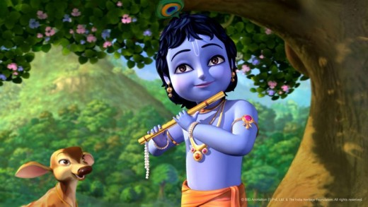 Wallpapers of Lord Sri Krishna