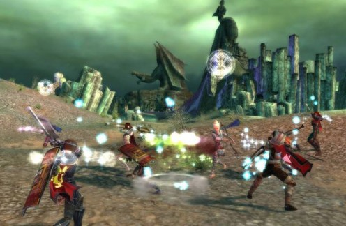 Guild Wars - Top 10 PC rpg games