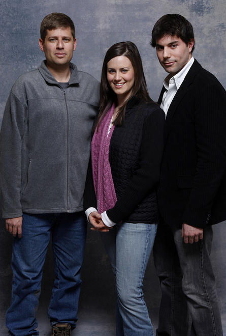 Oren Peli, director and cast.