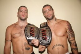 Former World Tag Team Champions The Briscoe Brothers