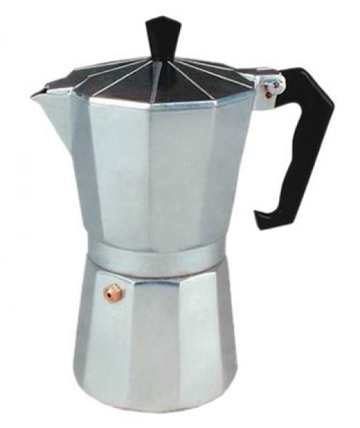 moka espresso maker how to use