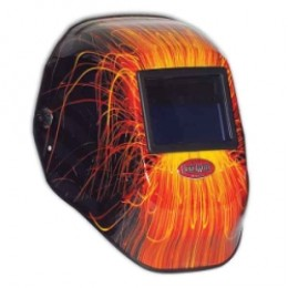 Wireburner Shield Hard Hat