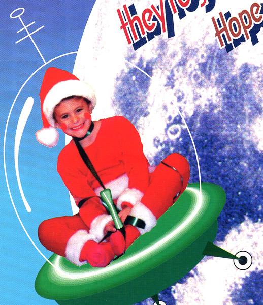 Spacey Elf by rlz