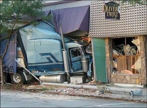 A result of negligence