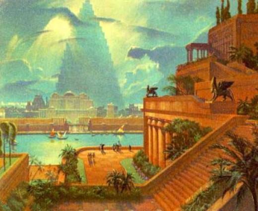 An artist's illustration