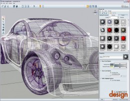How to get an internship in car design