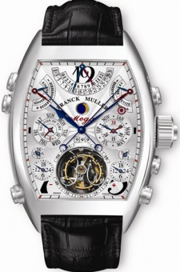 The Most Expensive Watch in the World - Franck Muller Aeternitas Mega 4 - $2.7 million