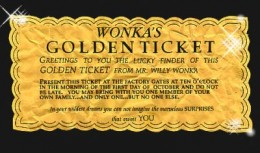 The Golden Ticket to Freelance Writing Fees - Be glad you found it!